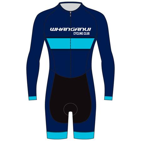 AERO Speedsuit Long Sleeve - Wanganui Cycling