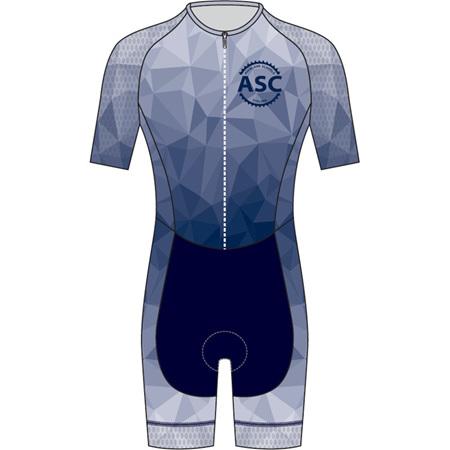 AERO Speedsuit Short Sleeve - Auckland Schools Cycling