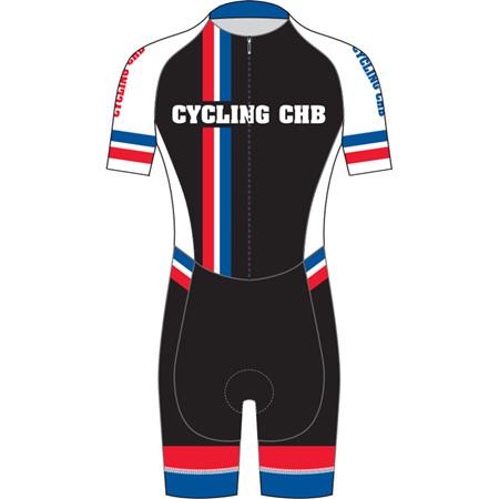 AERO Speedsuit Short Sleeve - Cycling CHB