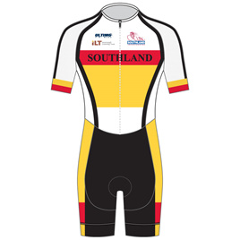 AERO Speedsuit Short Sleeve - Cycling Southland