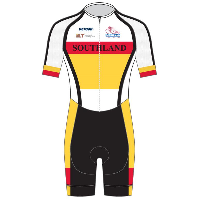 AERO Speedsuit Short Sleeve - Cycling Southland