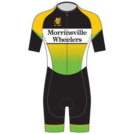 AERO Speedsuit Short Sleeve - Morrinsville Wheelers
