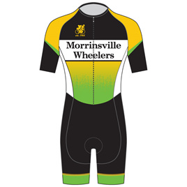 AERO Speedsuit Short Sleeve - Morrinsville Wheelers