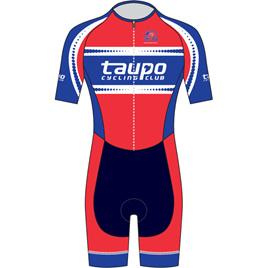 AERO Speedsuit Short Sleeve - Taupo Cycling Club