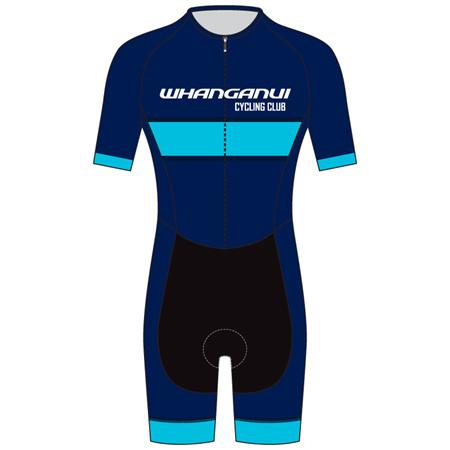 AERO Speedsuit Short Sleeve - Wanganui Cycling