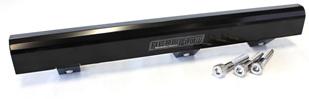 Aeroflow Billet Fuel Rail - 4G63 EVO 1-3 - Black or Polished