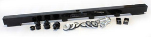 Aeroflow Billet Fuel Rail - RB25 (black)