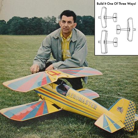 Aeromaster 48' / 53' 45 - 60 Size Laser Cut Short Kit