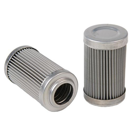 Aeromotive 40 Micron Stainless Steel Element for -10 Filters - 12635