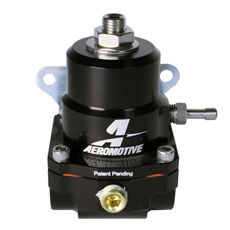 Aeromotive A1000 -10 Injected Bypass Regulator Gen II Black