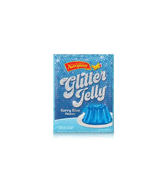 Aeroplane Glitter Jelly
