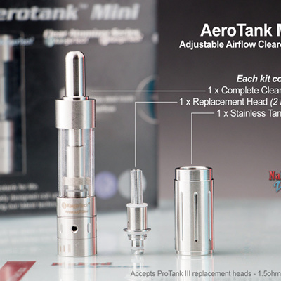 AeroTank Mini by KangerTech