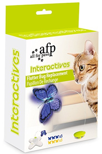 AFP Interactives Flutter Bug Replacement