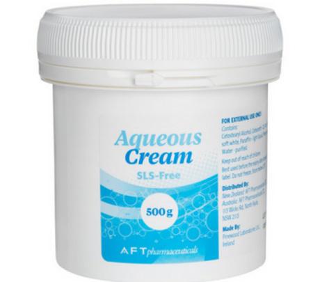 AFT Aqueous Cream SLS-Free