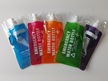 After Shake Emergency Water Bottle - Five colours
