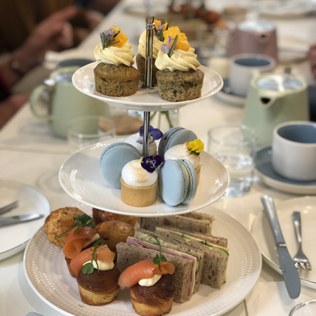 Afternoon Tea at Grace's