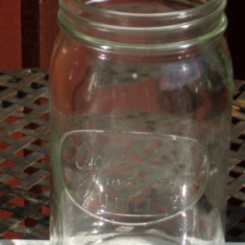 Agee preserving jar