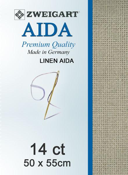 Aida 14ct Linen Aida