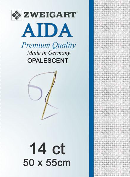 Aida 14ct Opalescent