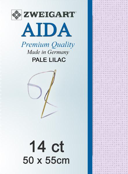 Aida 14ct Pale Lilac