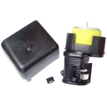 Air cleaner assembly for 8hp - 9hp petrol engines