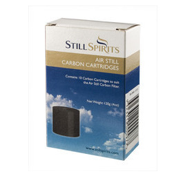 Air Still Carbon Cartridges 10pk