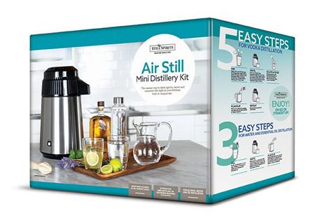 Air Still Mini Distillery Kit