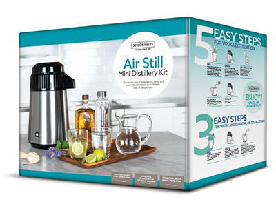 Air Still Mini Distillery Kit