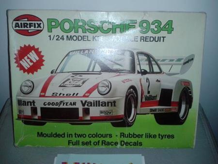 Airfix 1/24 Porsche 934
