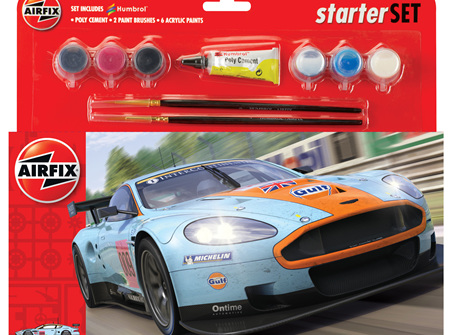 Airfix 1/32 Aston Martin DBR9 - Starter Set (A50110)