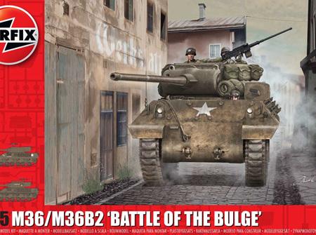 Airfix 1/35 M36/M36B2 'Battle of the Buldge' (A1366)
