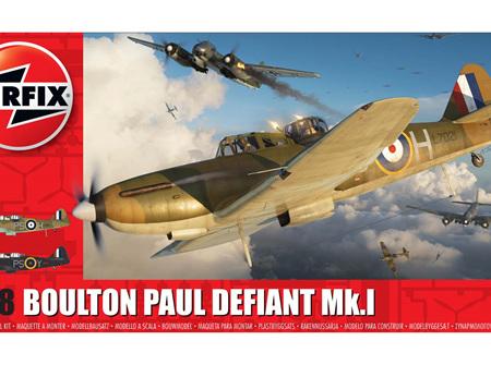 Airfix 1/48 Boulton Paul Defiant mk.1 (A05128A)