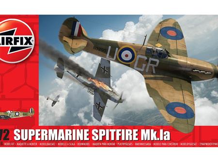 Airfix 1/72 Supermarine Spitfire Mk.1a (A01071B)