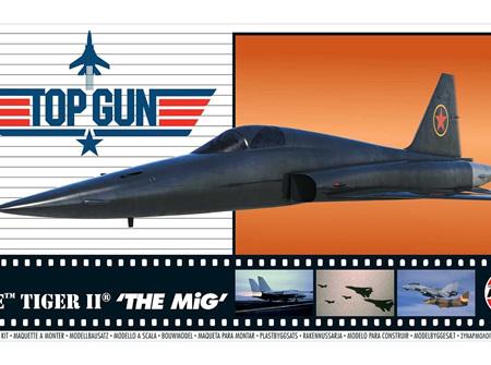 Airfix 1/72 Top Gun F5-E Tiger II 'The Mig' (A00502)