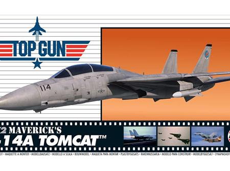Airfix 1/72 Top Gun Meverick's F-14A Tomcat (A00503)