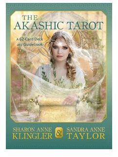 Akashic Tarot Deck