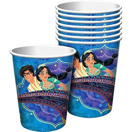 Aladdin cups x 8