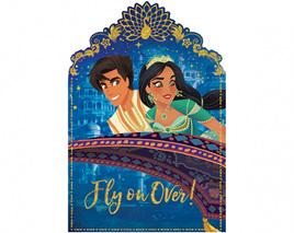 Aladdin invites x 8