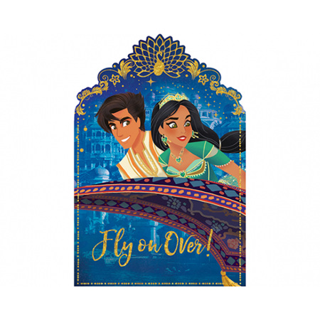Aladdin Party.