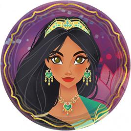 Aladdin plates x 8