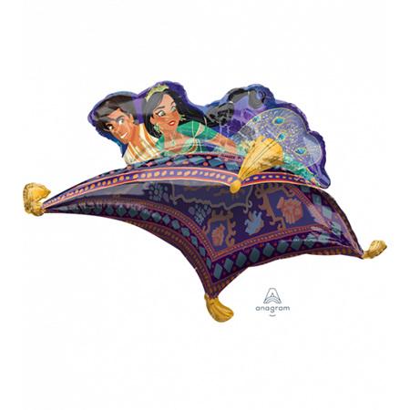 Aladdin supershape balloon.