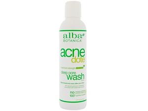 ALBA Acnedote Deep Pore Wash 177ml