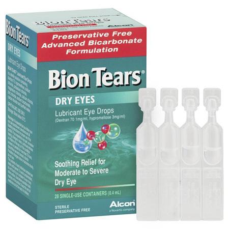 ALCON Bion Tears Eye Drops