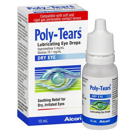 ALCON Polytears 15ml