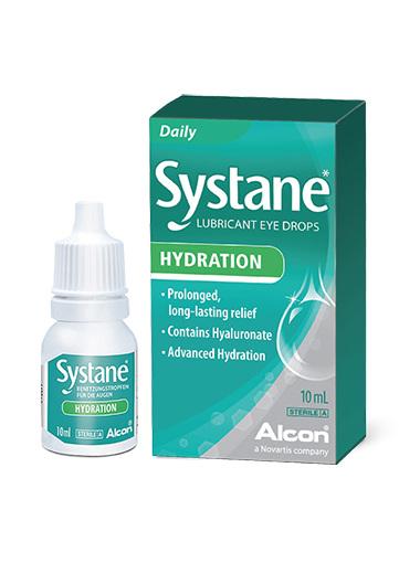 ALCON Systane Hydration Eye Drops