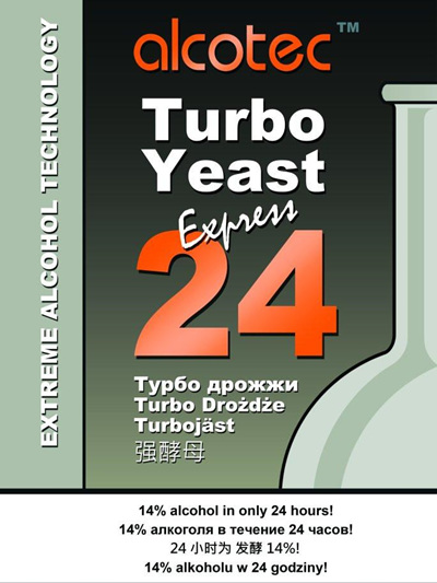 Alcotec Turbo 24