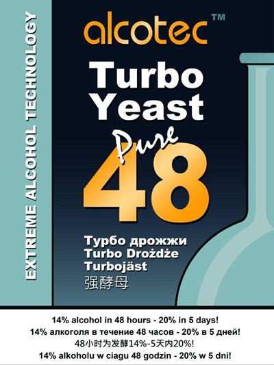 Alcotec Turbo 48