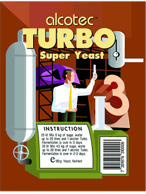 Alcotec Turbo 6