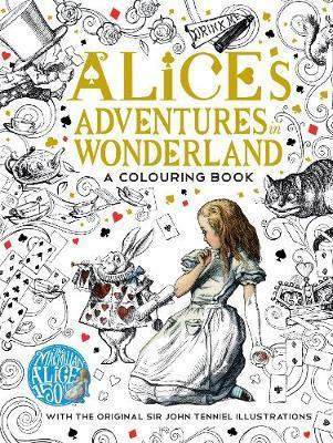 Alice Colouring Book