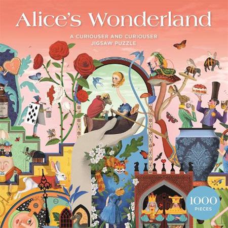 Alice's Wonderland Jigsaw Puzzle